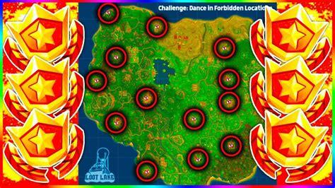 dance   forbidden locations challenge