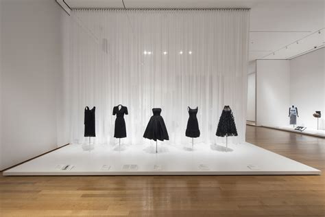 fashion design universities in canada little black dress 1925 1968 moma