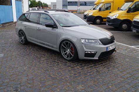 skoda octavia rs 5e deluxe wheels deutschland