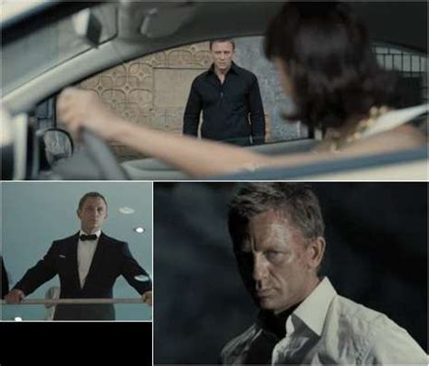 Quantum Of Solace Film Trailer | new 007 movie trailers james bond quantum of solace