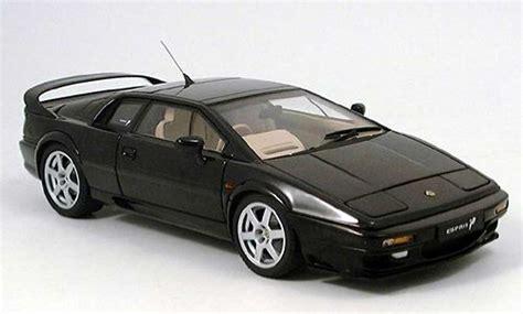 Diecast Kyosho Lotus Esprit S1 Black 1 100 Ah142 lotus esprit v8 black autoart diecast model car 1 18 buy