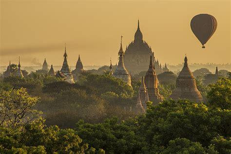 beautify worldwide bagan town in burma thousand wonders