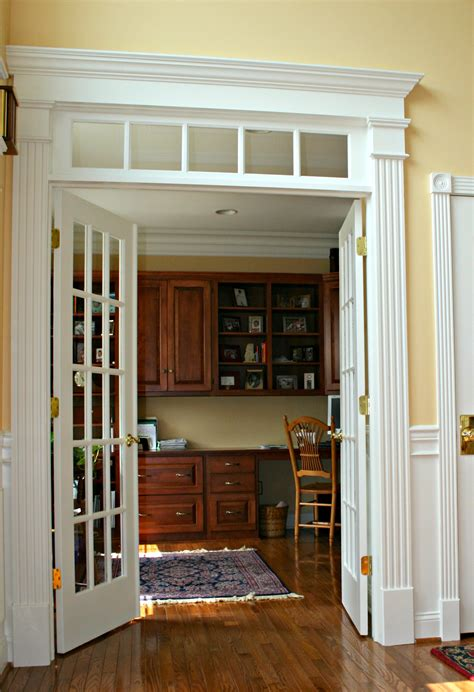 Handcrafted Millworks - custom millwork by deacon home enhancement