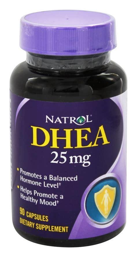 buy natrol dhea 25 mg 90 capsules at luckyvitamin com