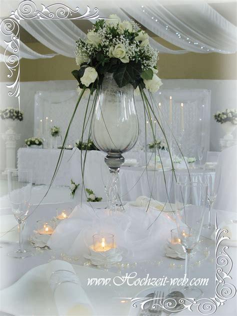 Hochzeitsdekorationen Mieten by Elegante Und Extravagante Vasen F 252 R Tischdekoration