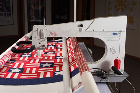 Longarm Quilting Machine Giveaway - win a millie longarm quilting machine julie s freebies