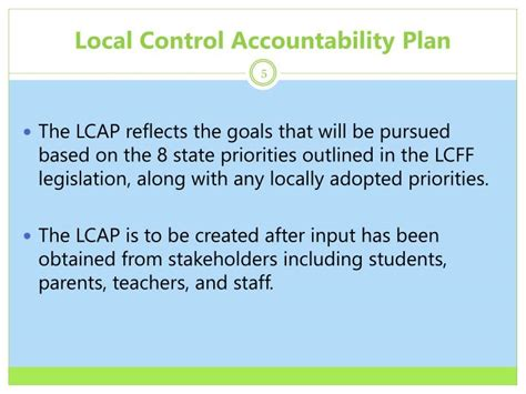 local control accountability plan lcap ppt local control accountability plan powerpoint