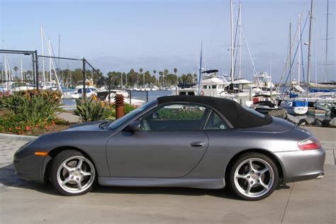 Porsche 996 Models by Porsche 911 Cabrio 996 2002 Models Auto Database