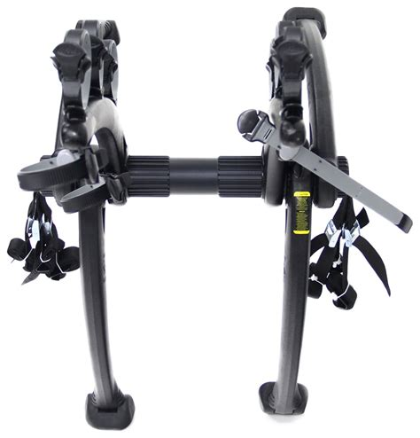 Saris Bones 3 Bike Trunk Rack by Saris Bones 3 Bike Carrier Adjustable Arms Trunk Mount