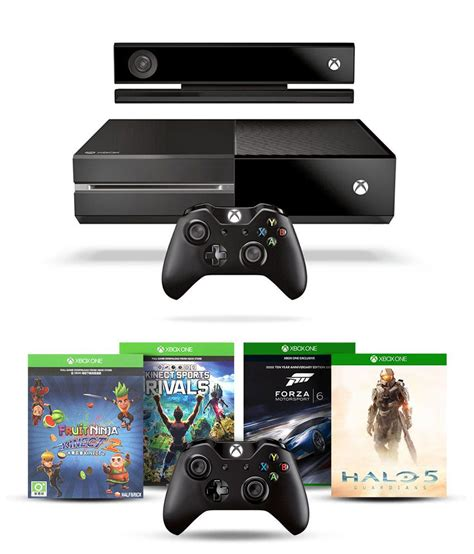 xbox one console cost buy microsoft xbox one console with kinect with 1