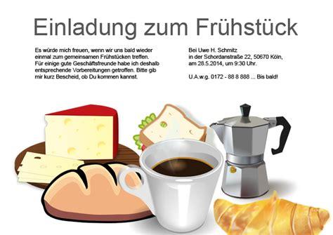 Muster Einladung Brunch Einladungskarten F 252 R Fr 252 Hst 252 Ck Und Brunch