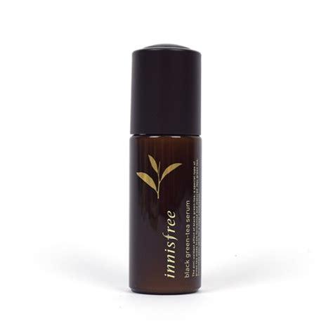 Serum Innisfree innisfree black green tea serum review