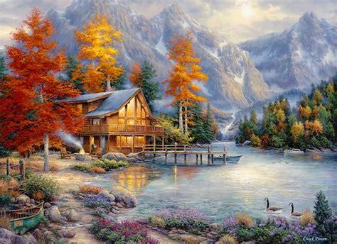 imagenes de paisajes oleo descarga estas 5 pinturas de paisajes al oleo ramos de