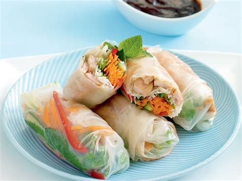 How To Make Rice Paper Wraps - how to make rice paper rolls 28 images rice paper