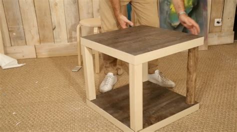 customiser table ikea customiser une table basse ikea le bois chez vous