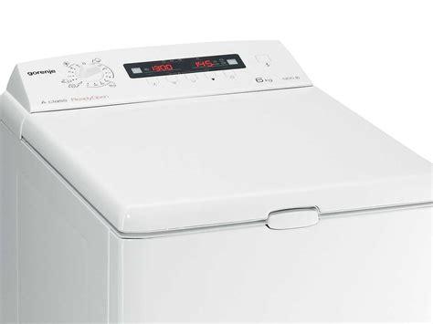 gorenje waschtrockner toplader gorenje wtd 64130 de stand waschtrockner ebay