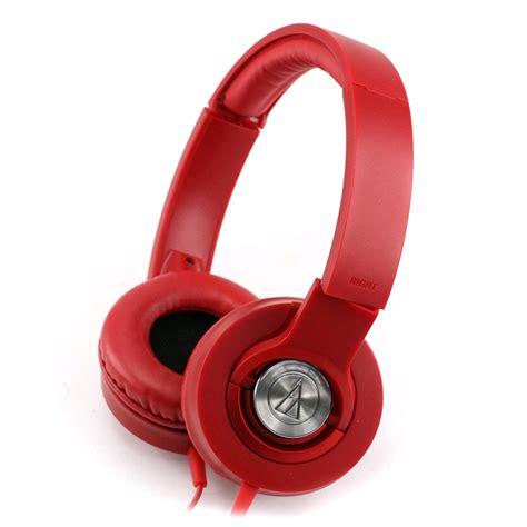 Headphone Portable Audio Technica Ath Ws33x Portable Headphone