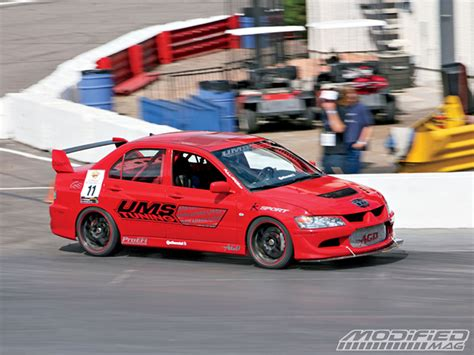 2003 mitsubishi lancer modified third annual modified tuner shootout ums tuning and