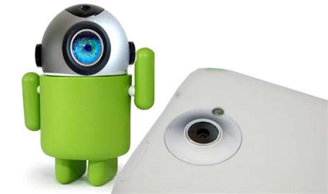 camara web android turn your android mobile into