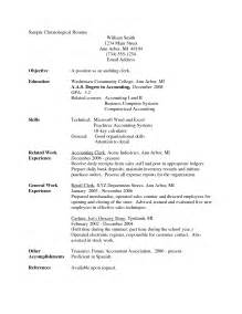 Inventory Clerk Sle Resume by Stock Clerk Objective Ebook Database