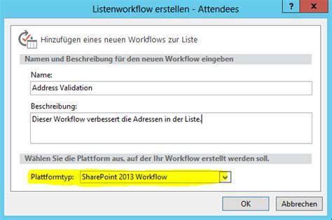 sharepoint 2013 workflow engine adressvalidierung mit sharepoint und maps gate4