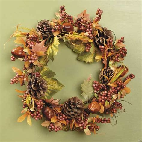 Handmade Door Decorations - handmade door wreaths offering great craft ideas and cheap