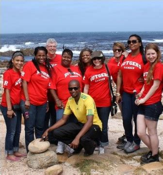 Rutgers Mba Current Students by Business Scholars Guide Doctoral Students At South Africa
