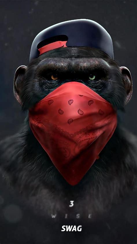 monkey swag talk wallpaper  anddyy
