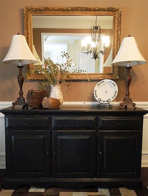 distressed wood dresser mirror i have this mirror so inspiration has struck for our