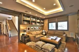 den contemporary family room los angeles by urban