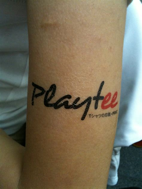 tattoo printer singapore printing service el playtee printing