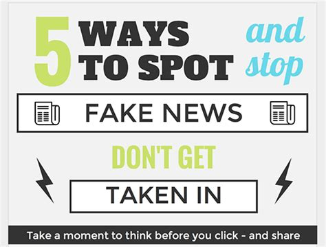 5 Ways To Spot Them by From The Harvard Library 5 Ways To Spot News