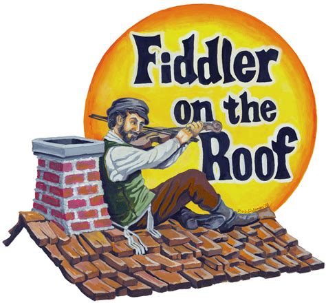 on the roof fidller on the roof