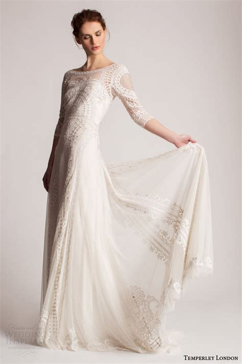 The Wedding Dresser by Temperley Summer 2016 Wedding Dresses Marianna