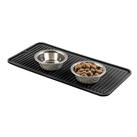 X Mat For Dogs by Mdesign Silicone Pet Food Water Bowl Feeding Mat For