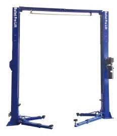 Entry Level Forklift by Bulletpro Bp40m 2 Post Clear Floor 4 Ton Vehicle Hoist Car Lift Entry Level 240v Interequip