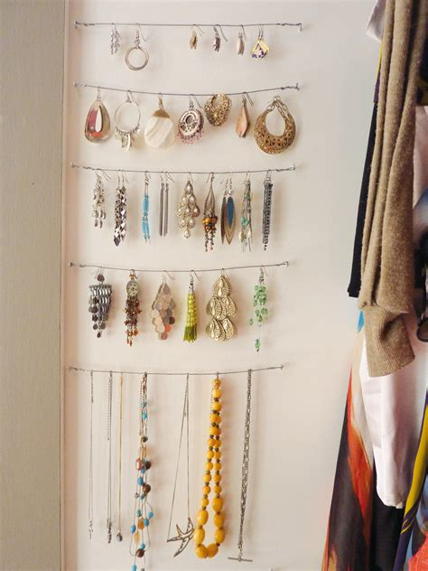 jewelry organization ideas magnificent length mirror jewelry armoire decorating