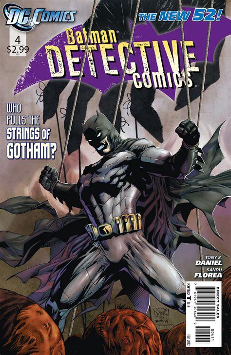 batman detective comics aicn comics q ambush bug interviews detective comics writer artist tony daniel plus a preview