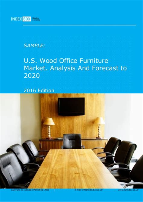 u s wood office furniture market analysis and forecast