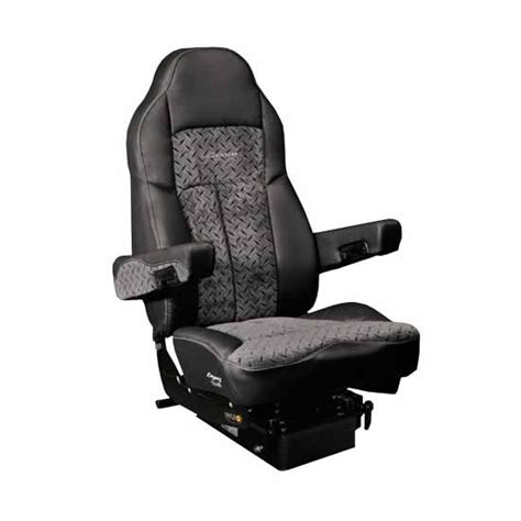 legacy lo truck seats legacy lo ultraleather seat by seats inc plate