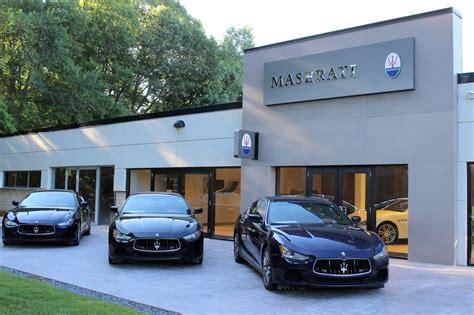 Herb Chambers Maserati by Herb Chambers Maserati At 527 Boston Post Rd Wayland Ma