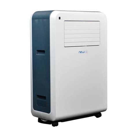 NewAir 12,000 BTU Portable Air Conditioner for 425 sq. ft. with Dehumidifier AC 12200E   The
