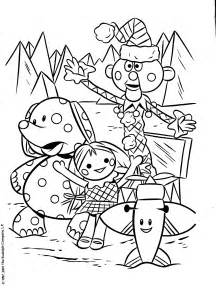 Island Of Misfit Toys Coloring Pages from a rudolph coloring book of the misfit toys island