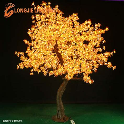 Tree Light L by Outdoor Led Lighted Maple Trees Buy Maple Tree Led Light