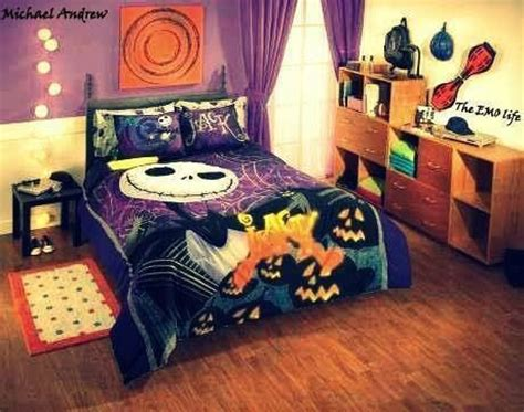 nightmare before christmas bedroom set the nightmare before christmas bed set fun pinterest