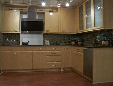birdseye maple kitchen cabinets birds eye maple cabinets