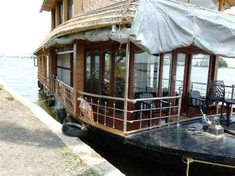 kerala boat house view boat house front view picture of alappuzha kerala