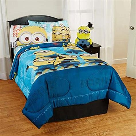 Minion Bed Set by Minion Bedding Beds Webnuggetz