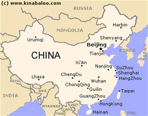 Ancient China Map by Ancient China Maps