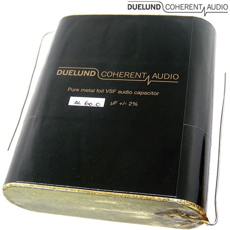 buy duelund capacitors 28 images duelund rs electronic 400vdc capacitors d i y audiogon